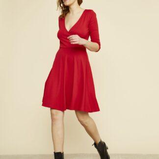 ZOOT červené šaty Megan
