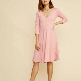 ZOOT růžové šaty Megan