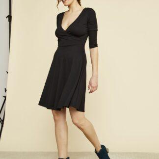 ZOOT černé šaty Megan