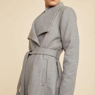 ZOOT šedý kabát Timea