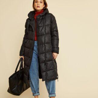 ZOOT černý zimní kabát Gizela