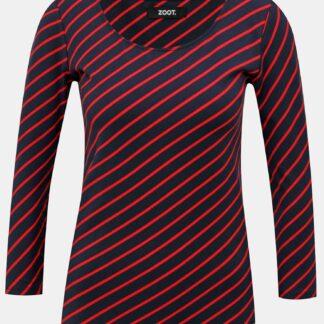 ZOOT tmavě modré dámské tričko Karin