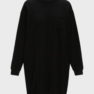 GAP černé mikinové šaty