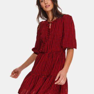 TOP SECRET červené šaty
