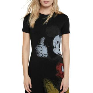 Desigual šaty Vest Mickey