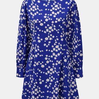 Jacqueline de Yong modré květované šaty