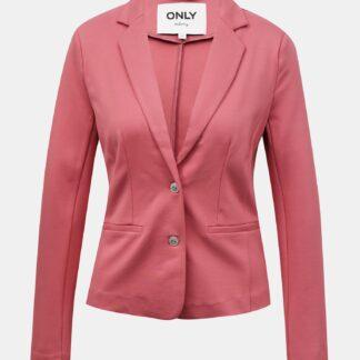 Only růžové dámské sako