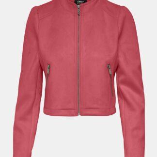 Only růžová bunda