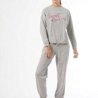 Dorothy Perkins šedé dámské pyžamo