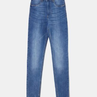 Tally Weijl modré skinny fit džíny