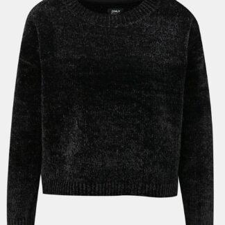 Only černý dámský svetr