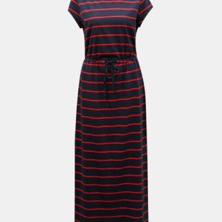 Only tmavě modré maxi šaty May