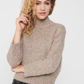 Only béžový dámský svetr