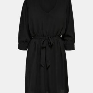 Jacqueline de Yong černé šaty Amanda