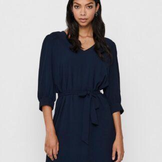 Jacqueline de Yong modré šaty Amanda