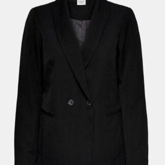 Jacqueline de Yong černé dámské sako