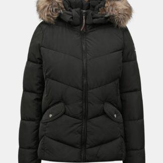 Only černá zimní bunda Roona