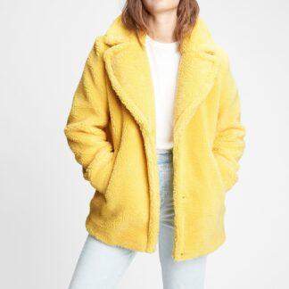 GAP žlutý kabát