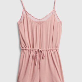 GAP růžové dámské pyžamo