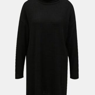 Tally Weijl černý dlouhý svetr