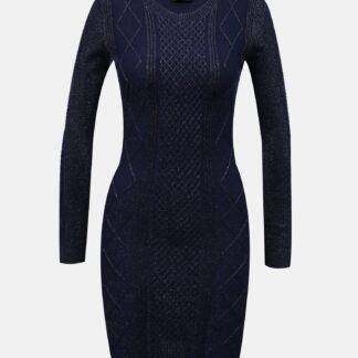Tally Weijl svetrové pouzdrové šaty