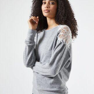 Dorothy Perkins šedý dámský svetr