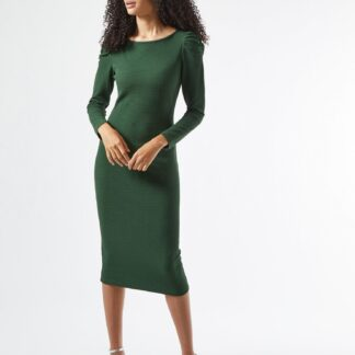 Dorothy Perkins zelené šaty