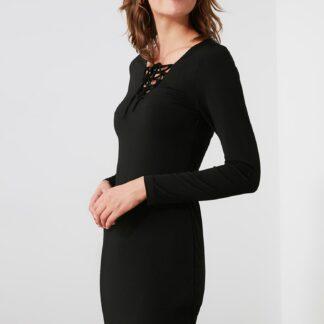 Trendyol černé šaty