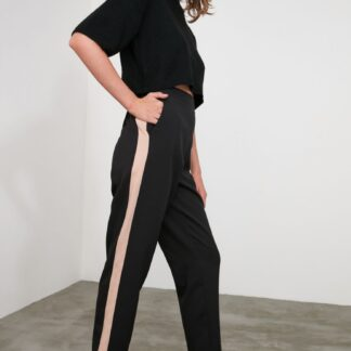 Trendyol černé kalhoty