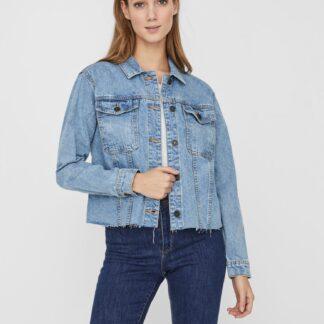 Noisy May modrá džínová bunda