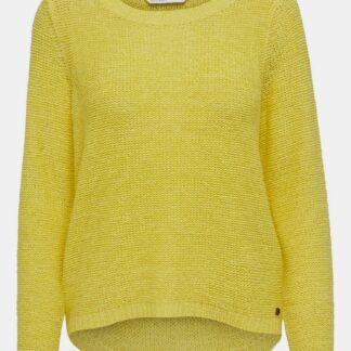 Only žlutý dámský svetr
