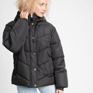 GAP černá zimní bunda