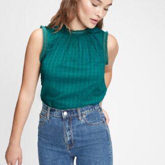 GAP zelený dámský top