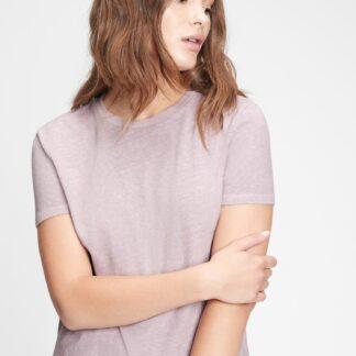 GAP fialové dámské tričko