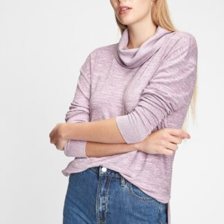 GAP fialový dámský rolák