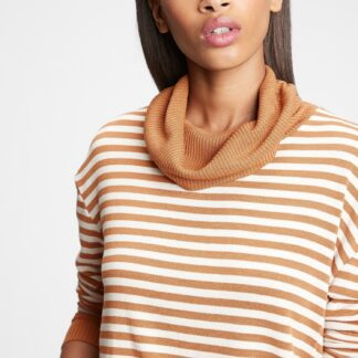 GAP hnědé dámský svetr