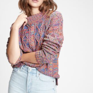 GAP barevný dámský svetr