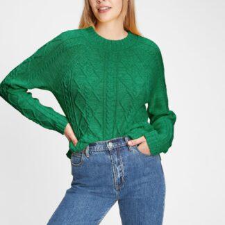 GAP zelený dámský svetr