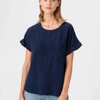GAP modré dámské tričko