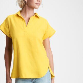 GAP žluté dámské tričko