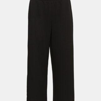 Noisy May černé culottes kalhoty Jasa