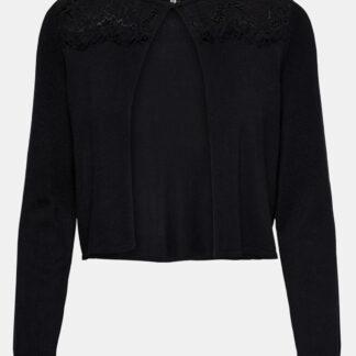 Černý krátký svetr ONLY