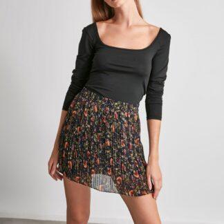 Trendyol černá dámská sukně