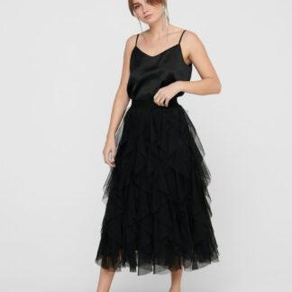 Černá sukně ONLY Sky