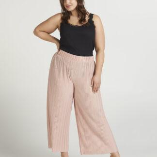 Zizzi růžové kalhoty