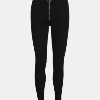 Černé skinny fit džíny Noisy May