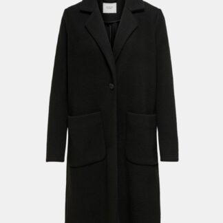 Černý kabát Jacqueline de Yong