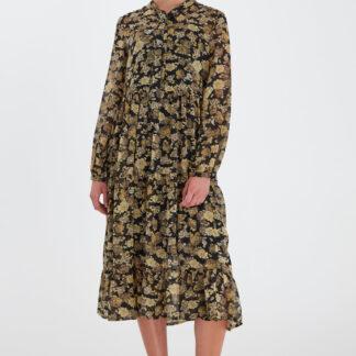 Ichi květinové šaty Ihearlena