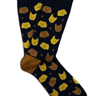 Soxit barevné unisex ponožky Pejsci