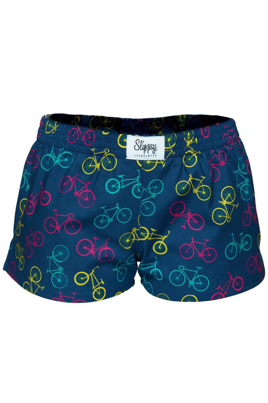Slippsy modré dámské trenýrky Bike